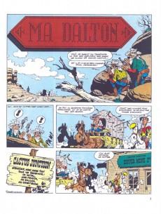 Extrait de Lucky Luke -38d93- Ma Dalton