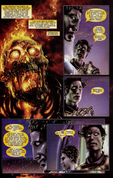 Extrait de Ghost Rider Vol 5 : Road to damnation (Marvel - 2005) -1- The road to damnation part 1