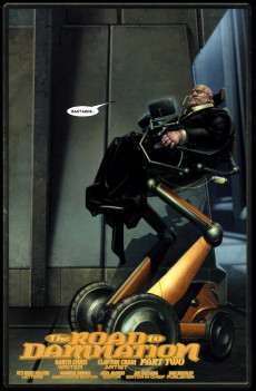 Extrait de Ghost Rider Vol 5 : Road to damnation (Marvel - 2005) -2- The road to damnation part 2
