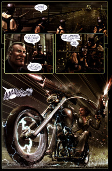 Extrait de Ghost Rider Vol 5 : Road to damnation (Marvel - 2005) -4- The road to damnation part 4