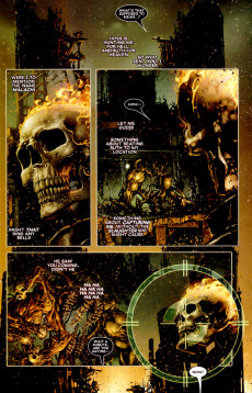 Extrait de Ghost Rider Vol 5 : Road to damnation (Marvel - 2005) -6- The road to damnation part 6