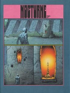 Extrait de L'Âge d'ombre -2- Les remparts de la nuit