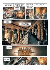 Extrait de Templier -2- Dans la tourmente...