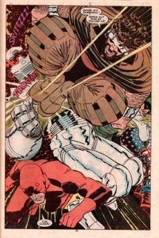 Extrait de Daredevil (1964) -275- False man
