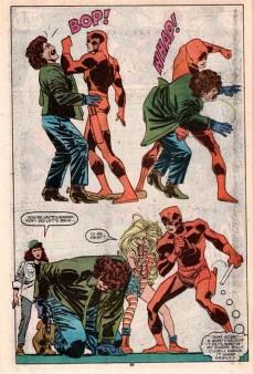Extrait de Daredevil Vol. 1 (Marvel - 1964) -274- Bombs & Lemonade