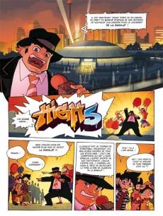 Extrait de Baskup Tony Parker -1- 66's Freaks Circus