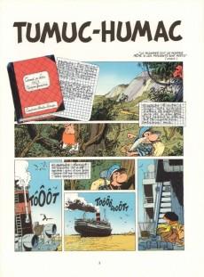 Extrait de Les mémoires du Capitaine Moulin-Rouge -2- Tumuc-Humac