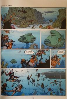 Extrait de Plongeurs -2- Des bulots sauce Mer Rouge