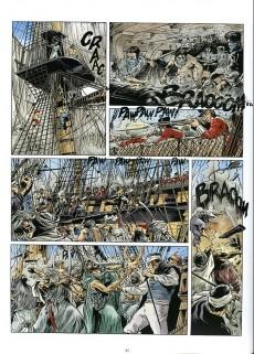 Extrait de Les pirates de Barataria -6- Siwa