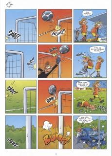 Extrait de Les foot-maniacs -11- Tome 11