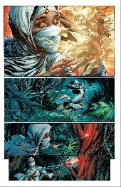 Extrait de Aquaman (DC Renaissance) -2- L'Autre Ligue