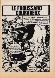 Extrait de Amarante (collection) -4- Le froussard courageux
