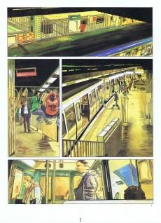 Extrait de Fripons (collectif Humanos) -4- Transports fripons
