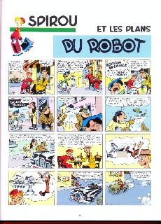Extrait de Spirou et Fantasio - La collection (Cobra) -19- 4 aventures de Spirou... et Fantasio