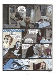 Extrait de Sherlock Holmes (Croquet/Bonte) -5- Le vampire de West End