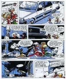 Extrait de Les petits hommes -17a1987- Le trou blanc