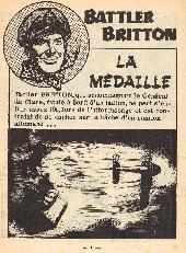 Extrait de Battler Britton (Imperia) -168- La Médaille