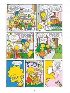 Extrait de Le magnifique monde de Lisa Simpson -1- Quel Talent !