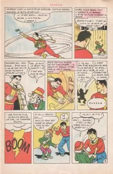 Extrait de Shazam! Les aventures de Captain Marvel -5- L'original Captain Marvel
