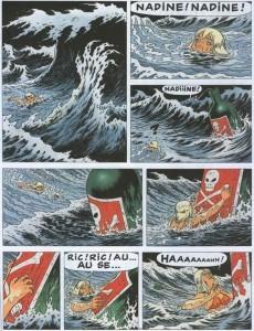 Extrait de Ric Hochet - La collection (Hachette) -67- Le nombre maudit