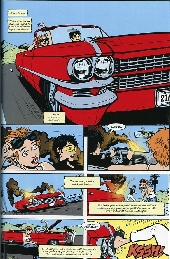 Extrait de Catwoman (Ed Brubaker présente) -4- L'équipée sauvage