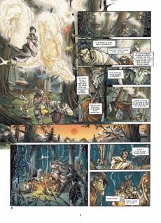Extrait de Mercenaires -3- Ju-œil-de-dragon