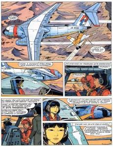 Extrait de Yoko Tsuno -15a89- Le canon de kra