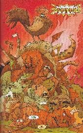 Extrait de Tony Chu - Détective cannibale -6- Space Cakes