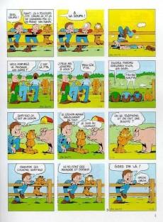 Extrait de Garfield -15Ind2000- Fait boule de neige