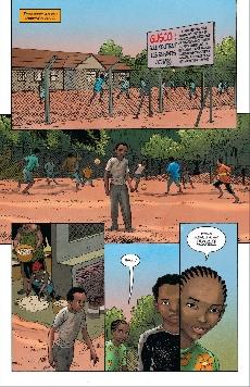 Extrait de Soldat inconnu (Urban Comics) -3- Saison sèche