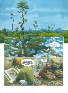Extrait de Azimut (Lupano/Andréae) -1TTa- Les aventuriers du temps perdu