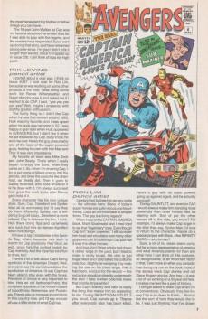 Extrait de Marvel Age (1983) -112- Marvel Age 112