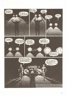 Extrait de Ardeur -3- La grande fugue