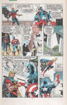 Extrait de Captain America (1968) -401- After the storm