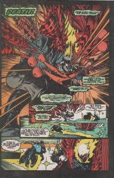Extrait de Ghost Rider (1990) -11- Through a Nightmare Revealed...