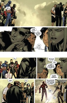 Extrait de Uncanny X-Men (2013) -3- Avengers Vs. Uncanny X-Men Go!