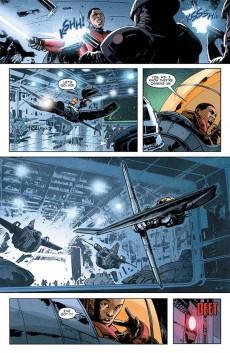 Extrait de Star Wars: Legacy (2013) -3- Prisoner of the floating world part 3