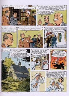 Extrait de Ric Hochet - La collection (Hachette) -68- Le collectionneur de crimes