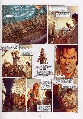 Extrait de Les aventuriers de la Mer -1- Vivacia