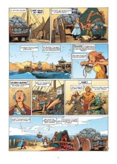 Extrait de Trolls de Troy -3a2003- Comme un vol de Pétaures