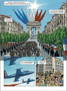 Extrait de Patrouille de France - L'Épopée