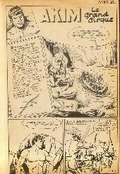 Extrait de Akim (1re série) -269- Le grand cirque
