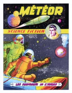 Extrait de Météor (Intégrale) -8- Volume 8