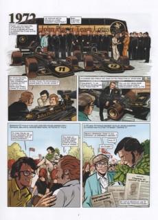 Extrait de Chapman -3- Splendeur et drames