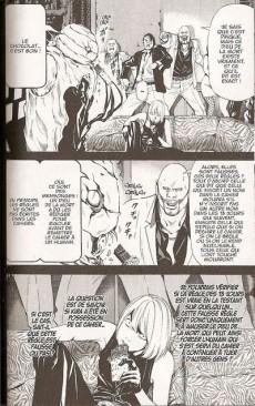 Extrait de Death Note -8b- Tome 8