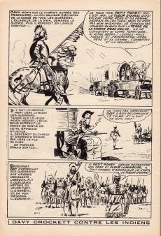 Extrait de Davy Crockett (S.P.E) -3- Roi des scouts