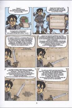 Extrait de Chevaliers - Journal d'un héros -2- Livre 2 - Le message