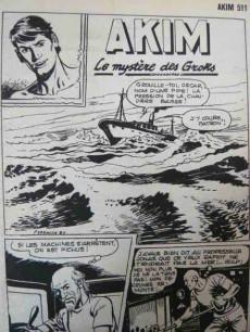 Extrait de Akim (1re série) -511- Le Mystère des Groks