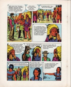 Extrait de Zorro (Oulié) -4a- Face aux peaux-rouges