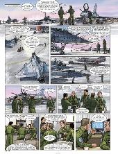 Extrait de Rafale leader -3- North pole